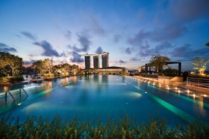 bay hotel singapore is the