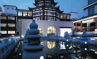 Luxury Hotel Pan Pacific Suzhou