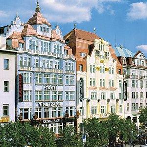Ambassador Zlata Husa Hotel Prague