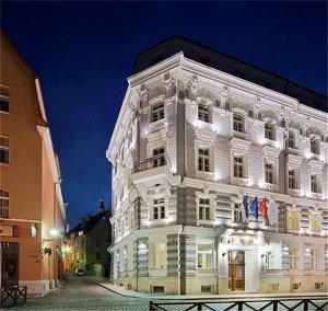 Telegraaf Hotel Tallinn