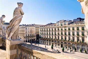 The Grand Hotel de Bordeaux & Spa