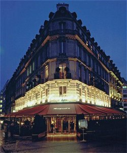 Fouquets Barriere Hotel Paris