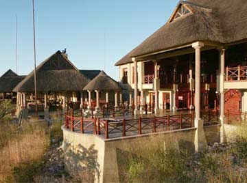 Epacha Game Spa And Lodge Etosha