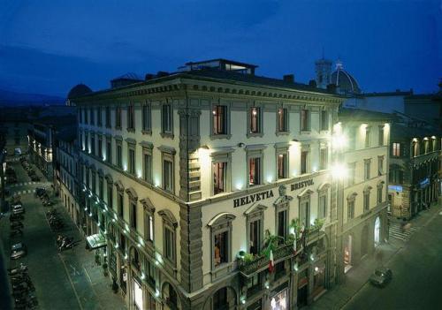 Helvetia & Bristol Hotel Florence