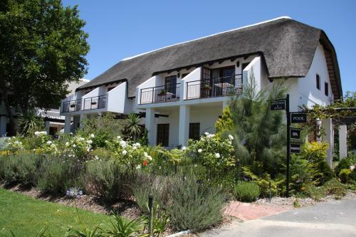 Wedgeview Country Spa & House Stellenbosch