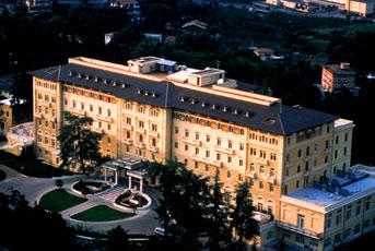 Grand Hotel Palazzo Della Fonte - Fiuggi