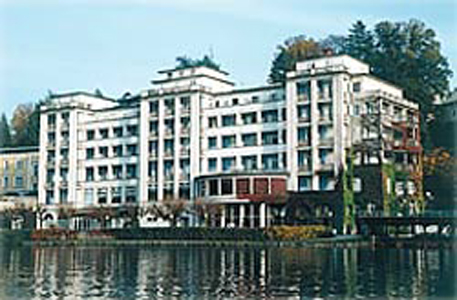 Grand Toplice Hotel Bled