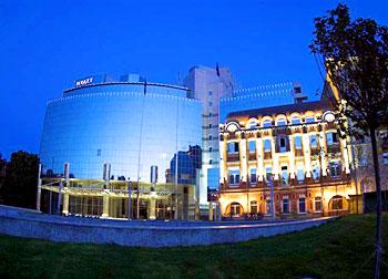 Hyatt Regency Hotel Kiev