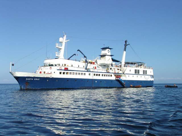 MV Santa Cruz