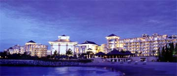The Empire Hotel & Country Club' Brunei.