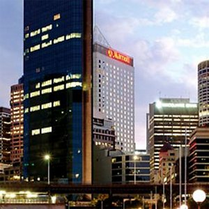 Marriott Harbour Hotel Sydney