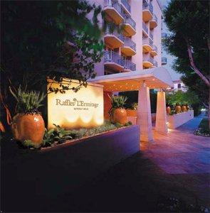 Raffles L'Ermitage Hotel Beverly Hills