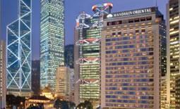 The Mandarin Oriental Hong Kong