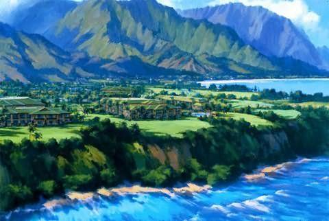 Westin Resort Villas Ocean Princeville