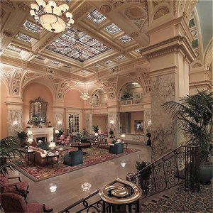 The Hermitage Hotel Nashville (Tennessee)