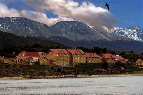 Los Cauquenes Resort And Spa Hotel Ushuaia