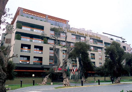 Sonesta El Olivar Hotel Lima (Peru)