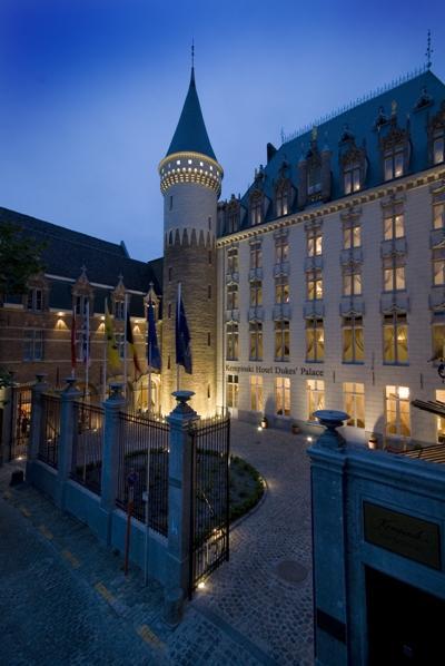 Kempinski Dukes Palace Hotel Bruges