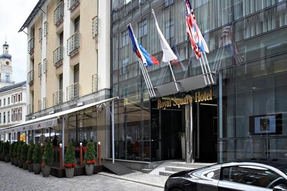 Royal Square Suites & Hotel Riga