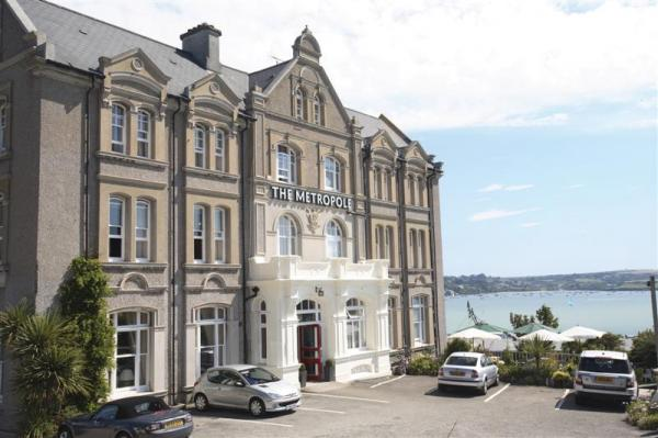 The Metropole, Padstow
