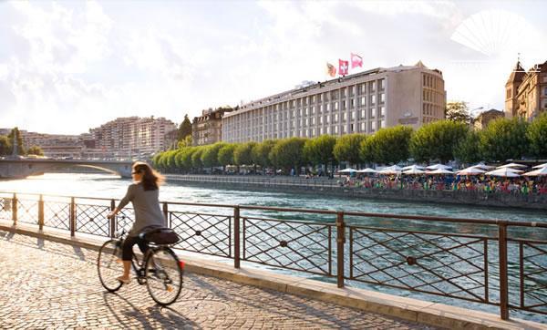 The Mandarin Oriental Geneva