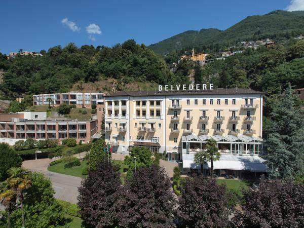 Belvedere Hotel, Locarno