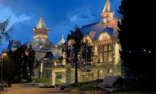 Grand Hotel Kempinski High Tatras Strbske Pleso