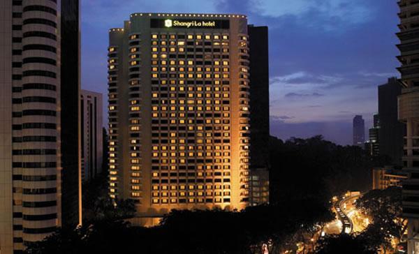 Shangri La Hotel, Kuala Lumpur