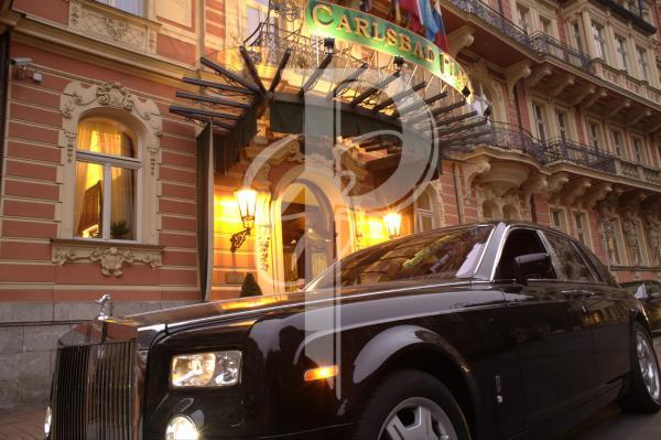 CARLSBAD PLAZA Medical Spa & Wellness Hotel 5 * Superior Karlovy Vary