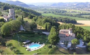 Le Torri di Bagnara - medieval historic resort