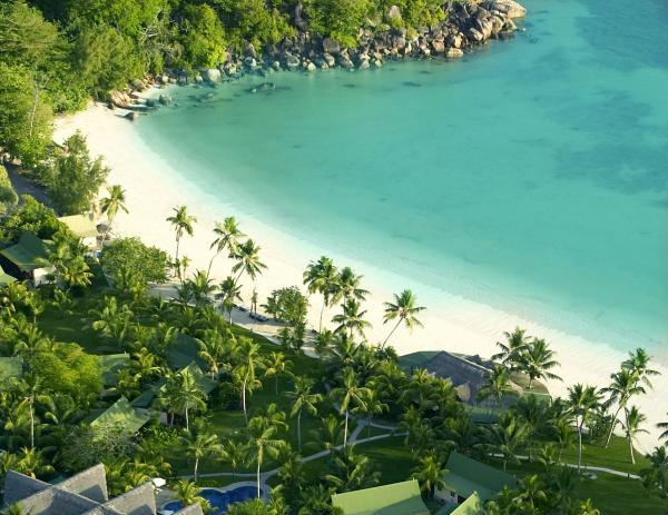 Paradise Sun Hotel, Praslin, Seychelles