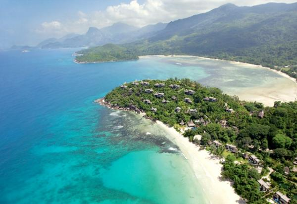 Maia Luxury Resort & Spa, Mahe, Seychelles