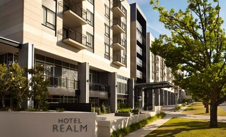 Realm Hotel Canberra