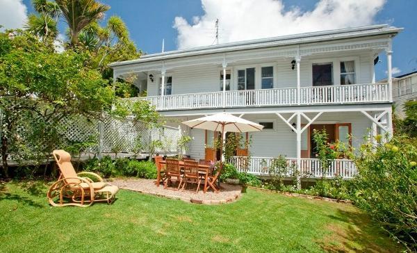 Stafford Villa Bed & Breakfast Auckland