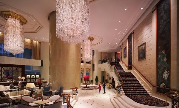 Island Shangri-La Hotel Hong Kong