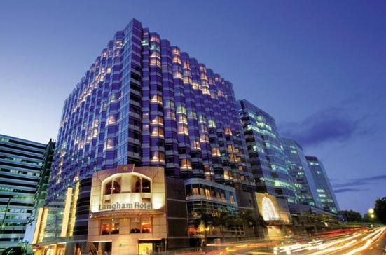 Langham Hotel Hong Kong