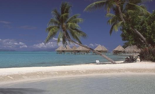 Thalasso Intercontinental Spa & Resort Bora Bora