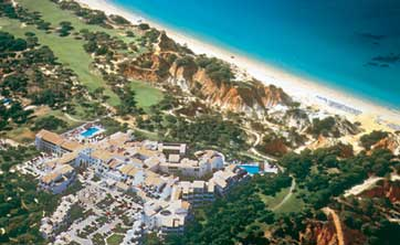 Sheraton Algarve Hotel At Pine Cliffs Resort