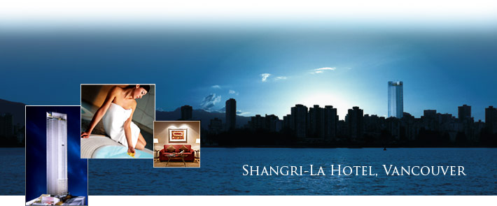Shangri La Hotel, Vancouver