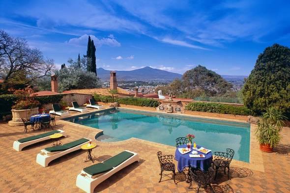 Villa Montana Spa & Hotel
