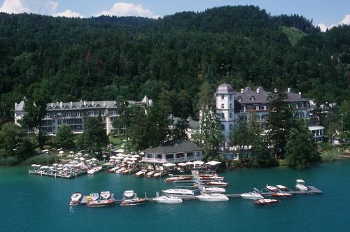 Schloss Seefels Hotel Portschach